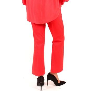 Abbigliamento Donna Pantaloni morbidi / Pantaloni alla zuava Grifoni GD24005/11 Multicolore