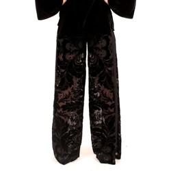Abbigliamento Donna Pantaloni morbidi / Pantaloni alla zuava Kaos Collezioni KI3TZ060 Multicolore