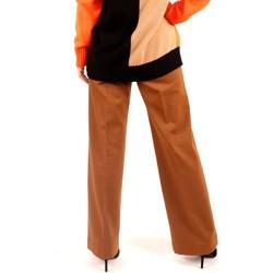 Abbigliamento Donna Pantaloni morbidi / Pantaloni alla zuava Jucca J2814001 Multicolore