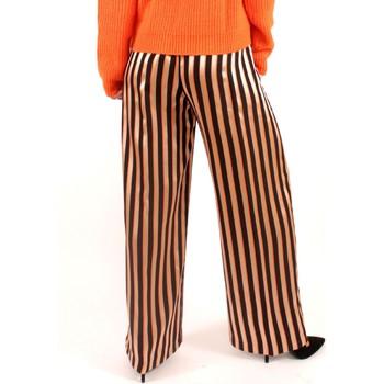 Abbigliamento Donna Pantaloni morbidi / Pantaloni alla zuava Jucca J2814012 Multicolore
