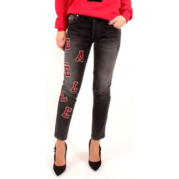 Abbigliamento Donna Jeans boyfriend GaËlle Paris GBD3206 Multicolore