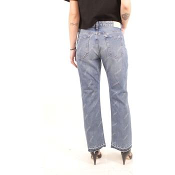 Abbigliamento Donna Jeans dritti GaËlle Paris GBD4032 Multicolore