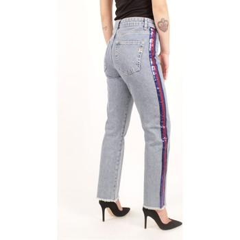 Abbigliamento Donna Jeans slim Shop-Art SH60164 Multicolore