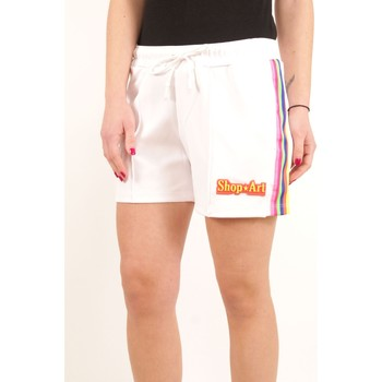 Abbigliamento Donna Shorts / Bermuda Shop-Art SH60048 Multicolore