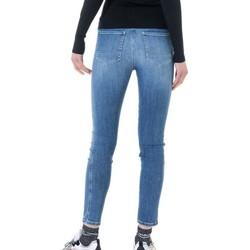 Abbigliamento Donna Jeans slim GaËlle Paris GBD4530 Multicolore