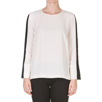 Abbigliamento Donna T-shirts a maniche lunghe Kaos Collection KI1TZ004 Multicolore