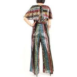 Abbigliamento Donna Tuta jumpsuit / Salopette Glamorous GC0009 Multicolore