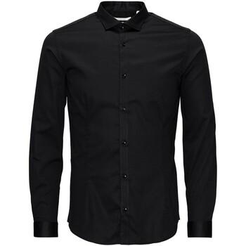 Abbigliamento Uomo Camicie maniche lunghe Premium 12097662 Multicolore