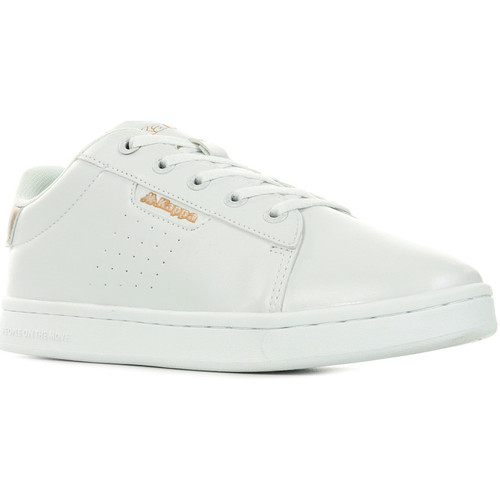 Kappa Tchouri Lace Bianco - Scarpe Sneakers Basse Donna 3999