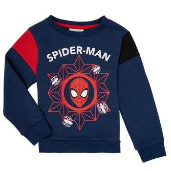 Abbigliamento Bambino Felpe TEAM HEROES SPIDERMAN SWEAT Marine