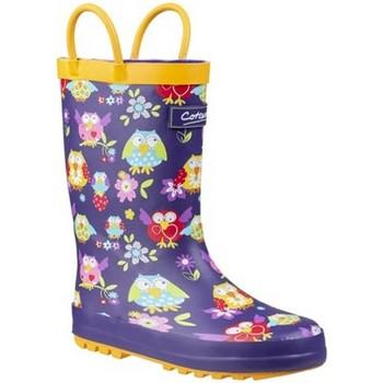 Scarpe Bambino Stivali da pioggia Cotswold  Multicolore