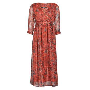 Abbigliamento Donna Abiti lunghi Vero Moda VMGLAMMY Rosso