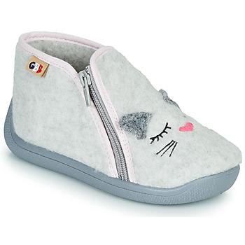 Scarpe Bambina Pantofole GBB CORI Grigio