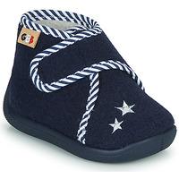 Scarpe Unisex bambino Pantofole GBB KEELIO Blu