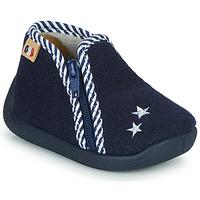 Scarpe Unisex bambino Pantofole GBB KITRA Blu