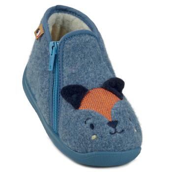 Scarpe Bambino Pantofole GBB KITRA Blu