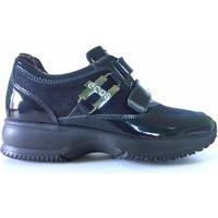 Scarpe Donna Sneakers basse Hecos ATRMPN-16894 Blu