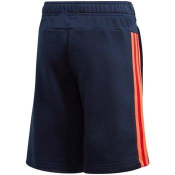 Abbigliamento Unisex bambino Shorts / Bermuda adidas Originals Short Junior Athletics Club Blu