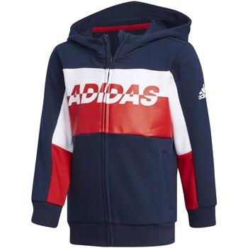 Abbigliamento Unisex bambino Felpe adidas Originals EH4046 Blu