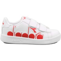 Scarpe Unisex bambino Sneakers basse Diadora 113 - 101.176275 Bianco