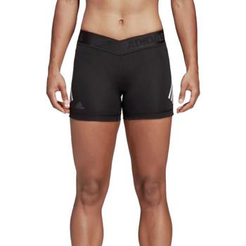 Abbigliamento Donna Shorts / Bermuda adidas Originals Alphaskin Sport W 3-Stripes Short DQ3553