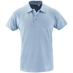 Abbigliamento Uomo Polo maniche corte Sols PHOENIX MEN SPORT Azul
