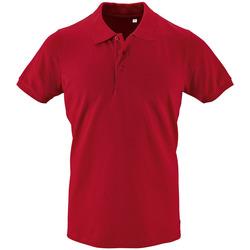 Abbigliamento Uomo Polo maniche corte Sols PHOENIX MEN SPORT Rojo