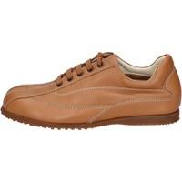 Scarpe Uomo Sneakers basse Hogan sneakers pelle marrone
