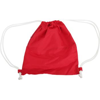 Borse Unisex bambino Borse da sport Bagbase BG110 Rosso