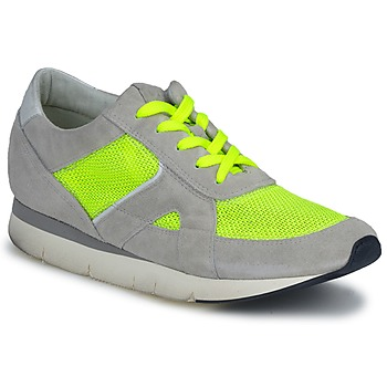 Scarpe Donna Sneakers basse OXS GEORDIE Grigio / Giallo