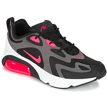 Scarpe Uomo Sneakers basse Nike AIR MAX 200 Nero / Rosa