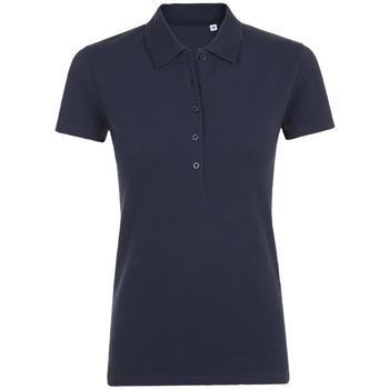 Abbigliamento Donna Polo maniche corte Sols PHOENIX WOMEN SPORT Azul