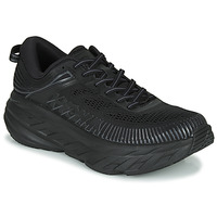 Scarpe Uomo Sneakers basse Hoka one one BONDI 7 Nero