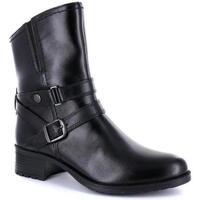 Scarpe Donna Stivaletti Bsl 14126 BLACK