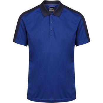 Abbigliamento Uomo Polo maniche corte Regatta  Blu