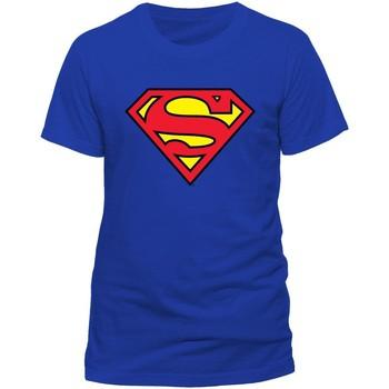 Abbigliamento T-shirt maniche corte Dessins Animés  Blu