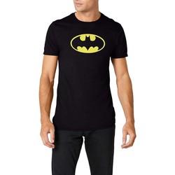 Abbigliamento T-shirt maniche corte Dessins Animés  Nero