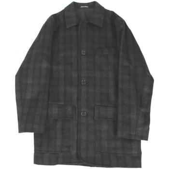 Abbigliamento Uomo Cappotti Dalcos ATRMPN-17049 Nero