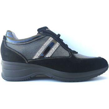 Scarpe Donna Sneakers basse Hecos ATRMPN-17060 Nero