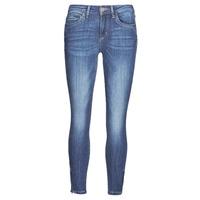 Abbigliamento Donna Jeans slim Only ONLKENDELL Blu / Medium