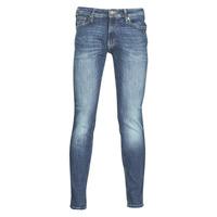 Abbigliamento Uomo Jeans slim Jack & Jones JJILIAM Blu / Medium