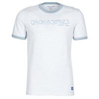 Abbigliamento Uomo T-shirt maniche corte Jack & Jones JORLEGEND Bianco