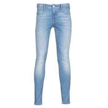 Abbigliamento Uomo Jeans slim Jack & Jones JJILIAM Blu / Clair