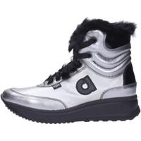 Scarpe Donna Sneakers alte Agile By Ruco Line 1308 A TARSIA LAPIN Multicolore