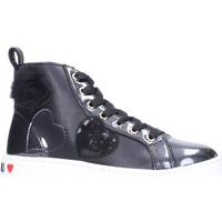 Scarpe Donna Sneakers alte Love Moschino JA15323G06 Multicolore