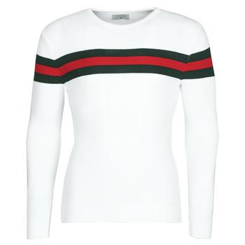Abbigliamento Uomo Maglioni Yurban MIRANDA Bianco