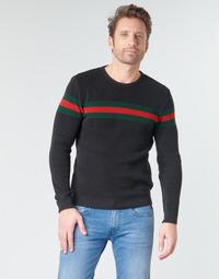 Abbigliamento Uomo Maglioni Casual Attitude BAOLI Nero