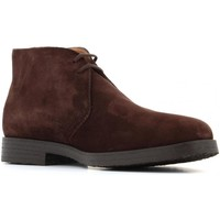 Scarpe Uomo Stivaletti Antica Cuoieria scarpe uomo polacchini 20973-A-VA3 AMALF T.DI MORO Pelle