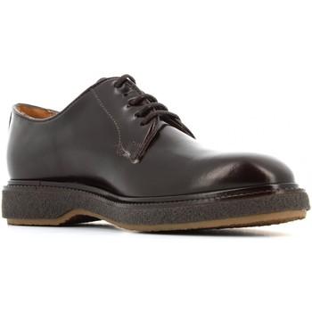 Scarpe Uomo Settore medico / alimentare Antica Cuoieria scarpe uomo stringate 20266-L-V27 LAS VEGAS T.DI MORO Pelle