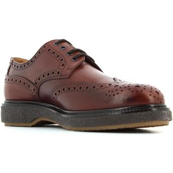 Scarpe Uomo Derby Soldini scarpe uomo inglesine 20267-B-V27 BOSS Pelle